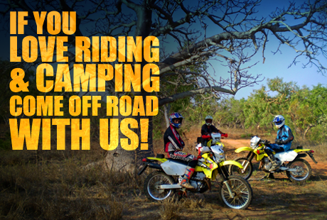 Kimberley Trail Bike Tours